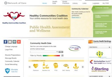 Network of Care Website Launched