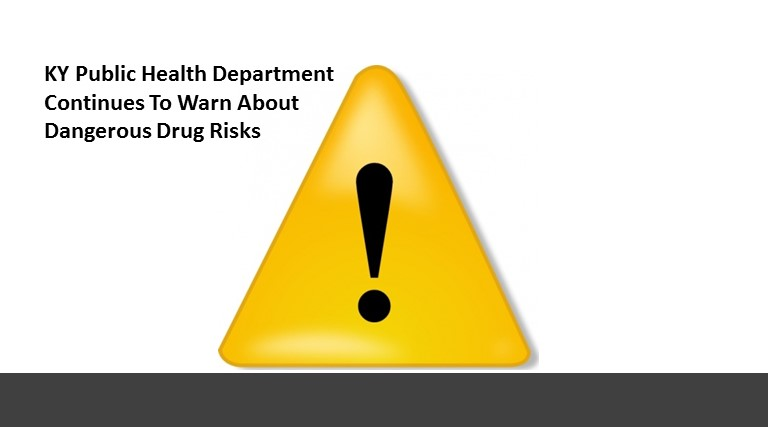 State Health Department Continues Heroin Risk Warning