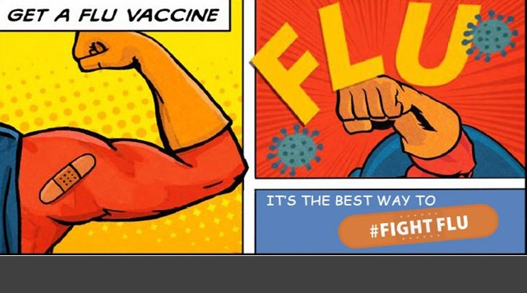 Flu Vaccine Available Now