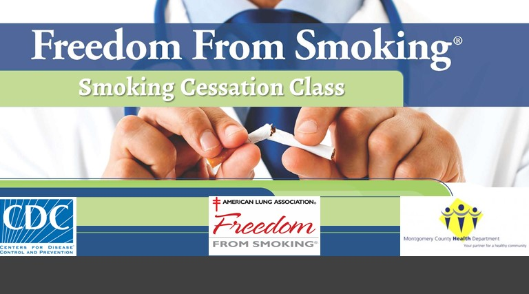 Freedom From Smoking Class – Sign Up Now